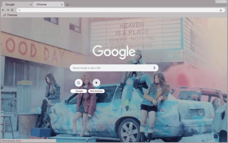 Blackpink Stay Theme Wallpaper Kpop Chrome Theme Themebeta