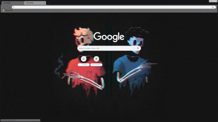 Cool Wallpaper Chrome Theme Themebeta