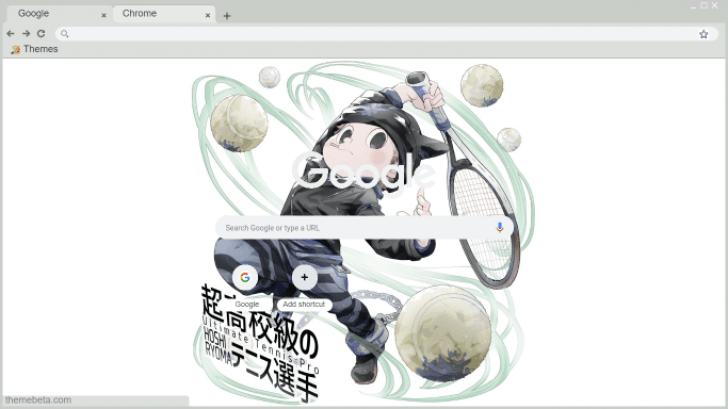 Ryoma Hoshi Chrome Theme Themebeta It is available on ps4, ps vita and steam. ryoma hoshi chrome theme themebeta