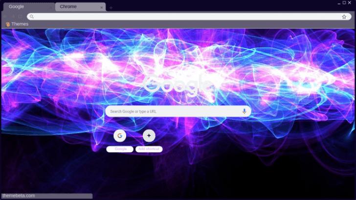 random things Chrome Theme - ThemeBeta