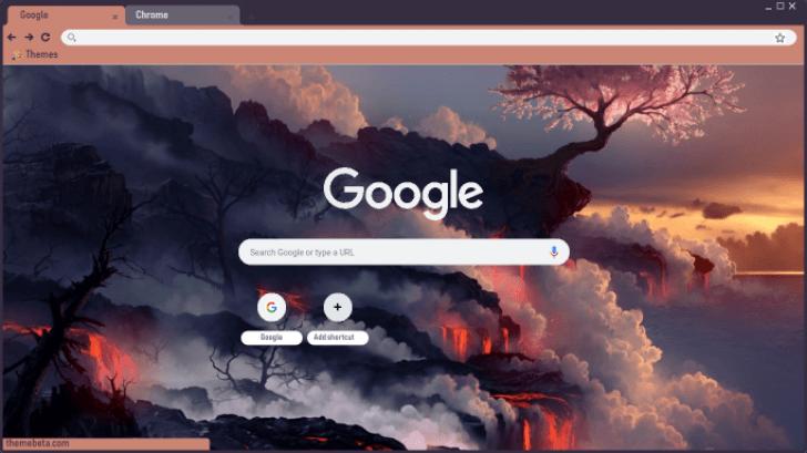 Safe Chrome Theme Themebeta