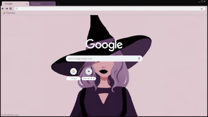 Witch Aesthetic Wallpaper Chrome Theme Themebeta