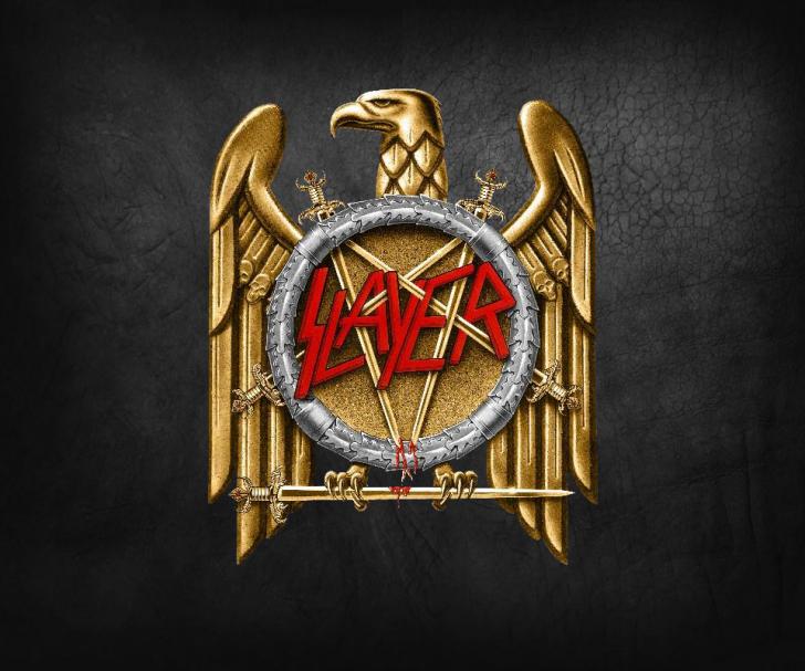 slayer gold eagle theme Chrome Theme - ThemeBeta