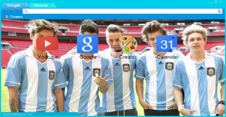 Argentina google chrome Chrome Web