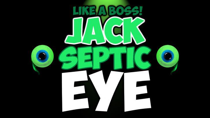 Jacksepticeye Theme Chrome Theme - ThemeBeta