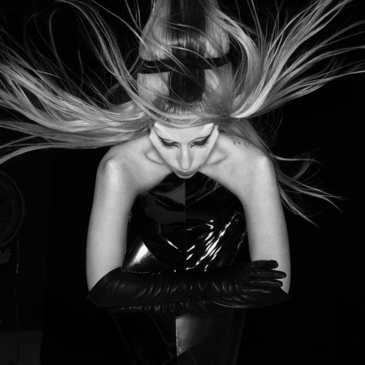 Lady Gaga Photoshoot Born This Way
