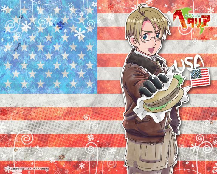 America Hetalia Axis Powers Theme Chrome Theme Themebeta